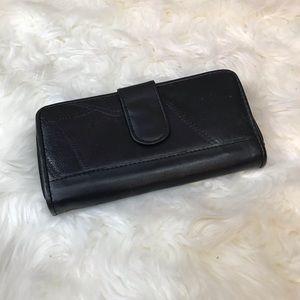 3/25$ Portefeuille cuir